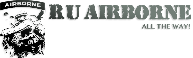 RU Airborne Inc - The place for Airborne Paratroopers