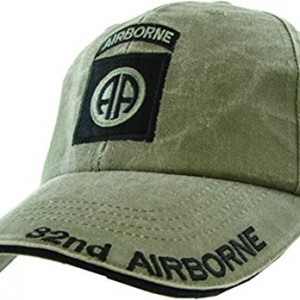 US-Army-82nd-Airborne-OD-Green-Ball-Cap-0