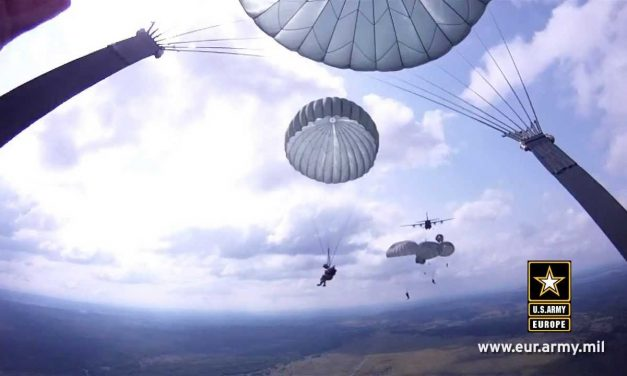 Through the Eyes of a Paratrooper – Airborne!