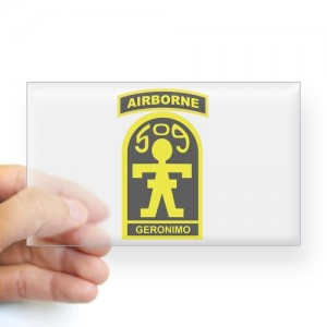 CafePress-509th-Airborne-Gingerbread-Ma-Sticker-Rectangular-Sticker-Rectangle-0