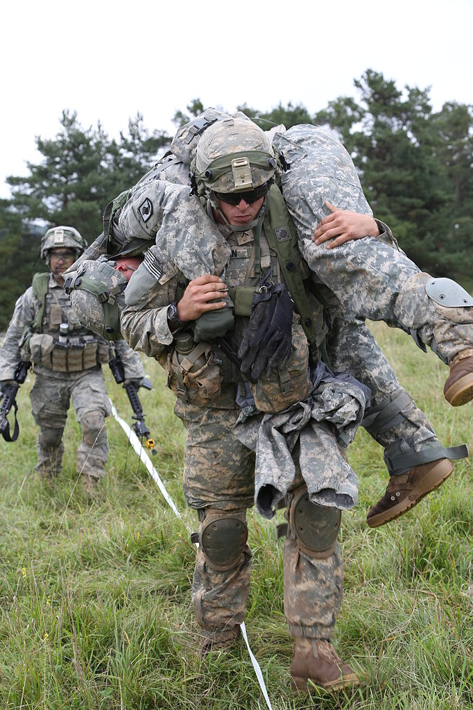 Head and Back Injuries Amongst Most Concerning for Paratroopers Although Leg Injuries Most Common