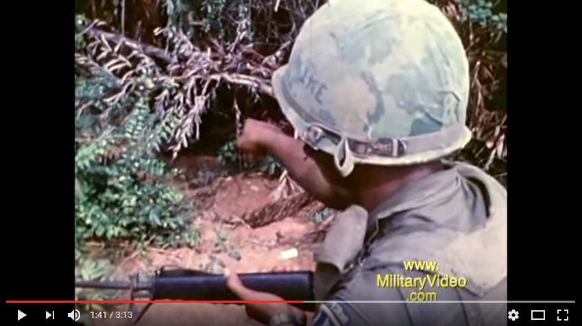 173rd Airborne Brigade During The Vietnam War – Search & Destroy