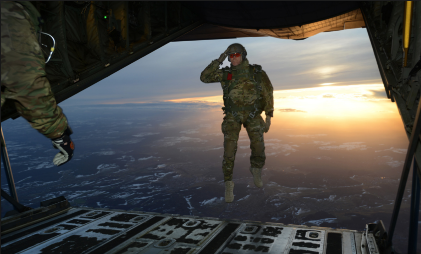 Five of Our Favorite Paratrooper Photos – Part 1