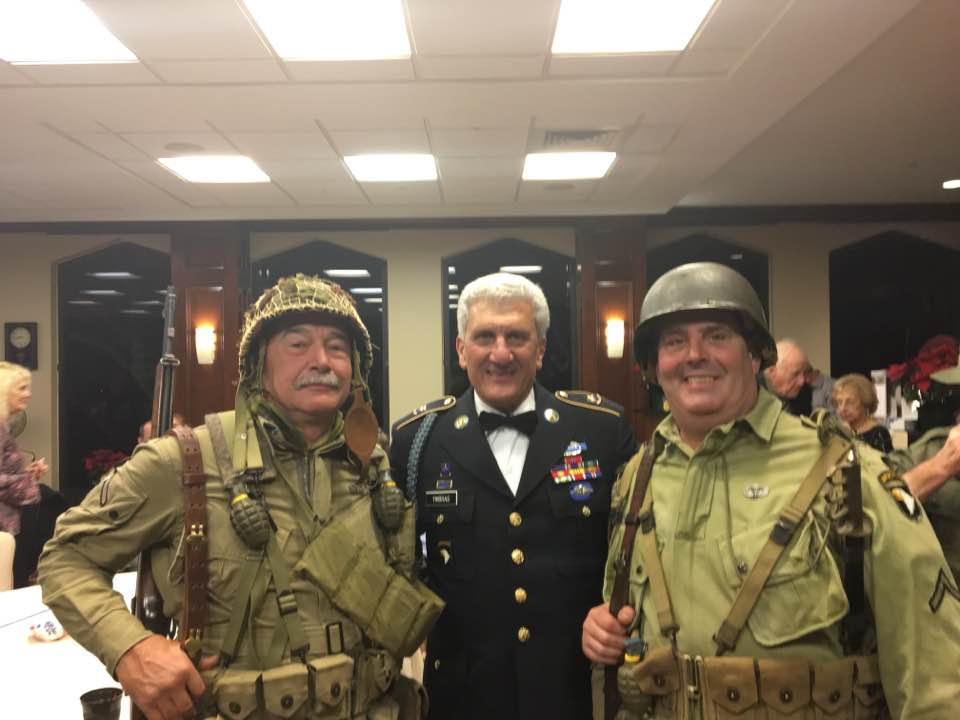 50th Bastogne Banquet at Hotel Thayer, West Point NY 2016