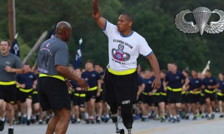 US Army Airborne Cadence – All The Way!