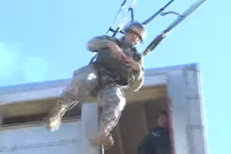 [VIDEO] Fort Benning Airborne School – Week 1