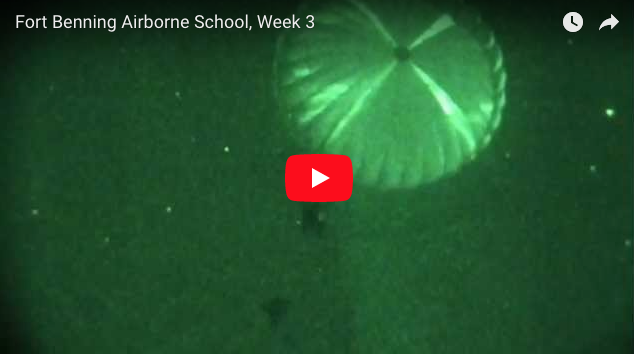 JUMP WEEK – Fort Benning Airborne School – Week 3