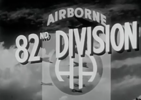 Knees in the Breeze with this Vintage 82nd Airborne Video