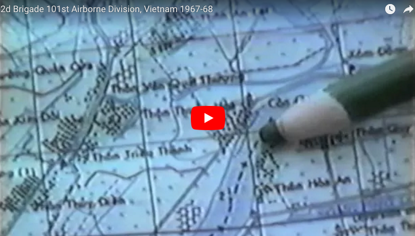 [VIDEO] 2nd Brigade, 101st Airborne Division – Vietnam 1967-68