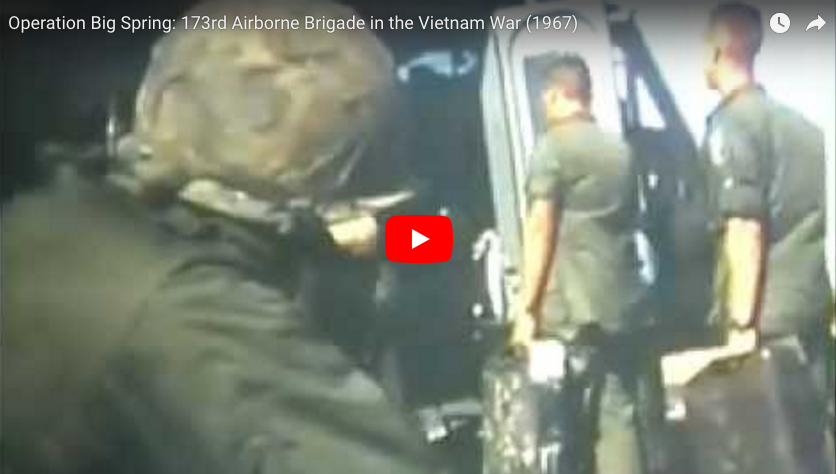 [VIDEO] Operation Big Spring -173rd Airborne Vietnam War (1967)