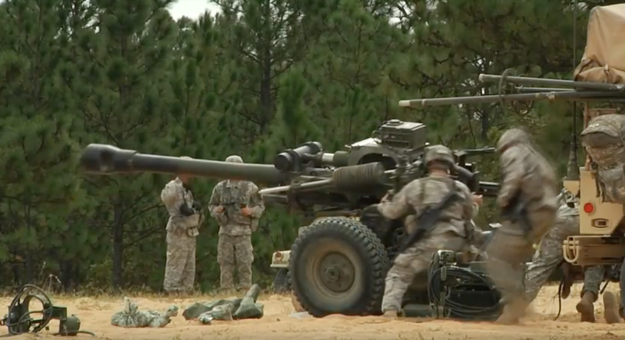 [VIDEO] 82nd Airborne Div Artillery – Best of the Best Competition