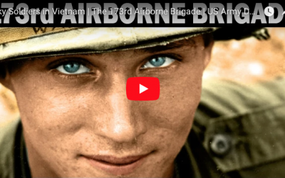 [VIDEO] Sky Soldiers in Vietnam | The 173rd Airborne Brigade 1968