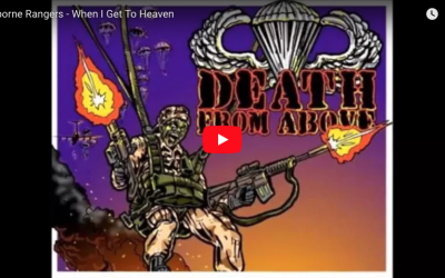 """[VIDEO] Airborne Rangers doing """"When I get to Heaven"""" Cadence"""