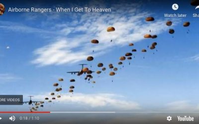 """Airborne """"When I get to Heaven"""" Cadence"""