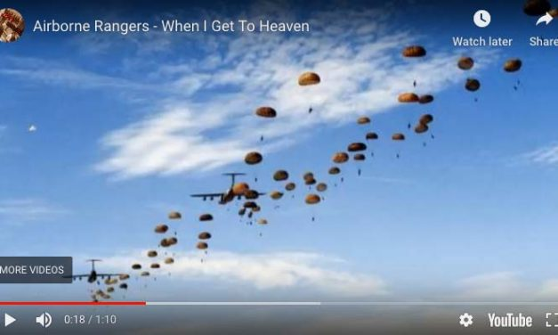 "Airborne ""When I get to Heaven"" Cadence"
