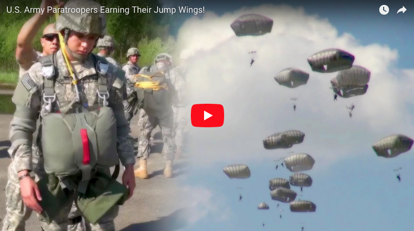 173rd Multinational Airborne Ops in Lithuania