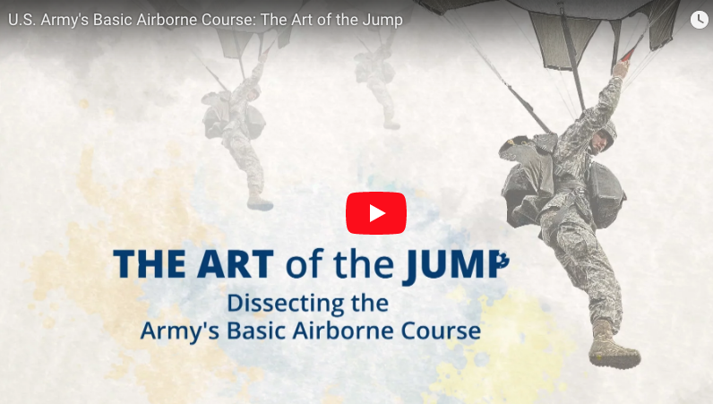 The Art of the Jump