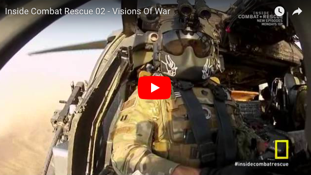 Inside Combat Rescue – U.S. Air Force Pararescuemen