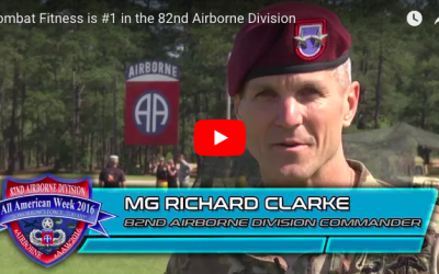 Combat Fitness is #1 in the 82nd Airborne Division