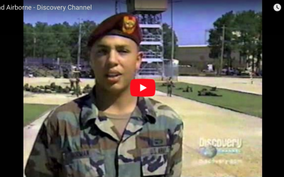 82nd Airborne on the Discovery Channel