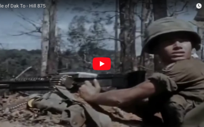 173rd Airborne & The Battle of Dak To – Hill 875