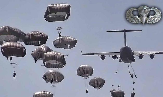 Blood Upon the Risers – Classic Airborne Song
