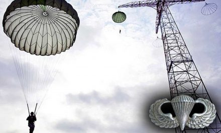 Airborne Jump Towers – Ft Benning, Georgia