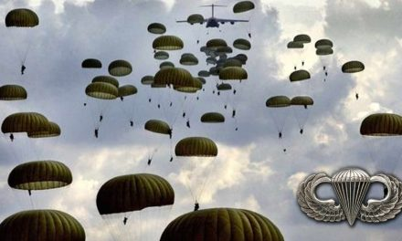 Massive Airborne Jump – Troopers and Heavy Drop