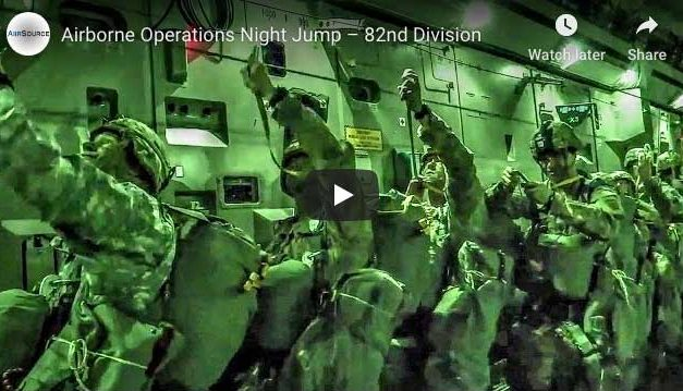 Airborne Operations Night Jump
