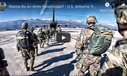 Wanna Be An Army Paratrooper? U.S. Airborne Training
