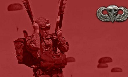 Blood Upon the Risers: The Classic Airborne Infantry Song