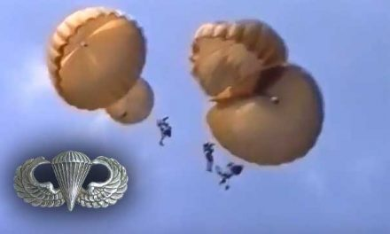 The Dangers of Being a Paratrooper