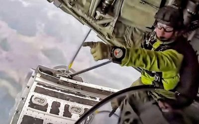 Pararescue Training (PJ GoPro) – Long-Range Search & Rescue