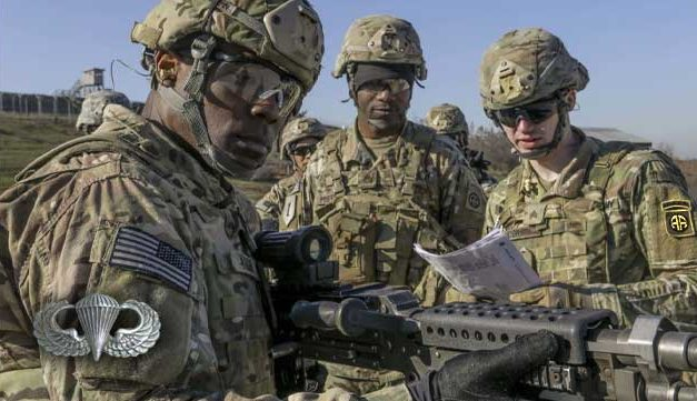 US Deploys 750 Paratroopers to Middle East Following Attack on Embassy