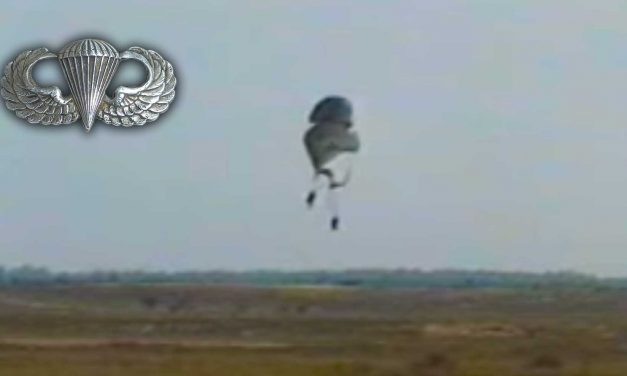 Airborne Parachute Entanglement – The Dangers of Being a Paratrooper