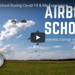 Airborne School During Covid-19 Experience
