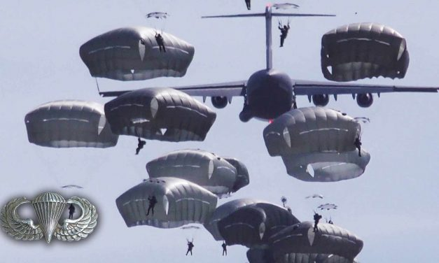 US Army Paratrooper Training | Basic Airborne Course and Jump