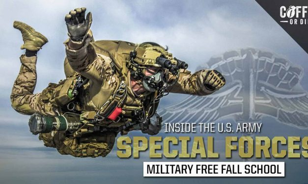 Airborne: Inside the Special Forces Military Free Fall School