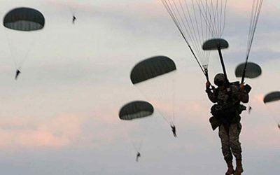National Airborne Day 2021 – All the Way!